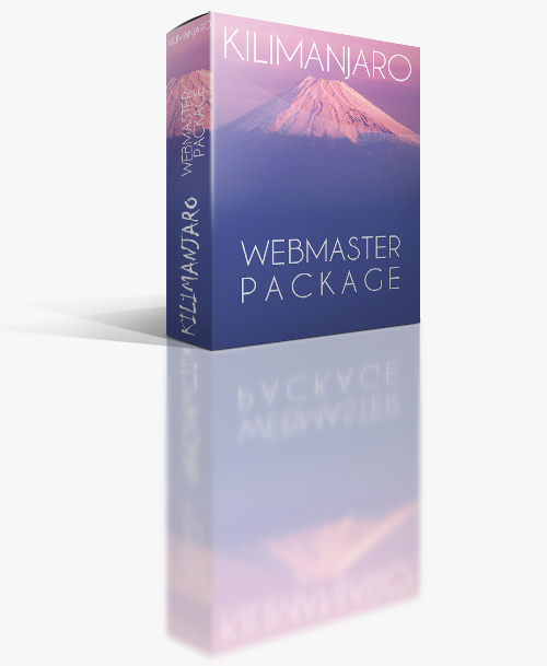 webmaster support package